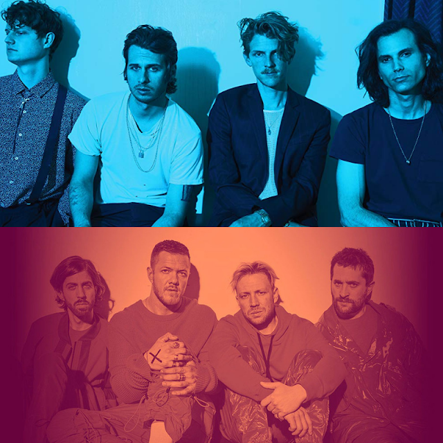A PAZ FOI RESTAURADA! Foster The People pede oficialmente desculpas ao Imagine Dragons
