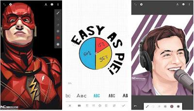 7 Aplikasi Desain Grafis Android