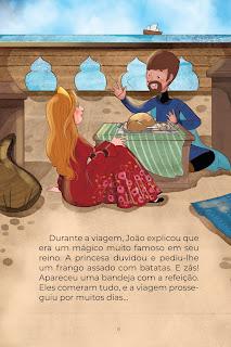 História João Magrelo (Conta Pra Mim); Imprimir PDF Grátis