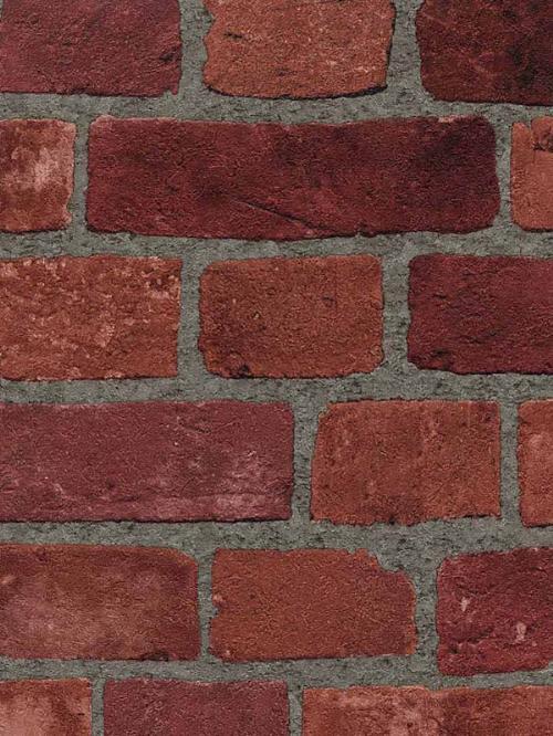 Brick Box Image Brick Vinyl Wallpaper