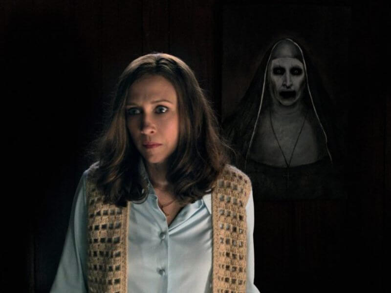 Bathsheba The Conjuring