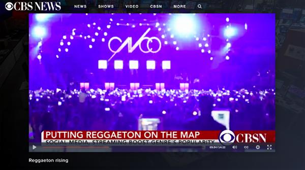 Cnco-nota-especial-CBS-News-Reggaeton-Rising