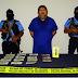 Capturan a sujeto con más de 94 mil dólares en Managua