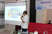 BNNK Pidie Jaya Gelar Workshop Dengan Aparatur Gampong