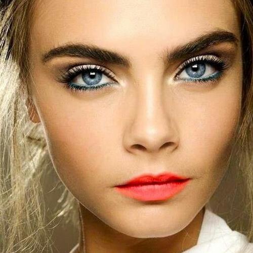 Blue Liner For Blue Eyes