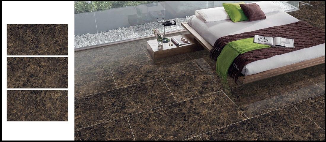 Tile design for bedrooms