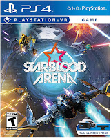 Starblood Arena PS4 Cover