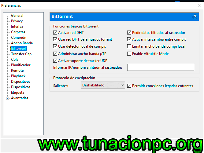 BitTorrent Pro Gestor de Archivos Torrent