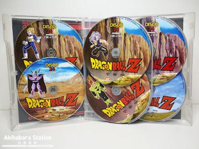 Dragon Ball Z BOX 2: Sagas Completas