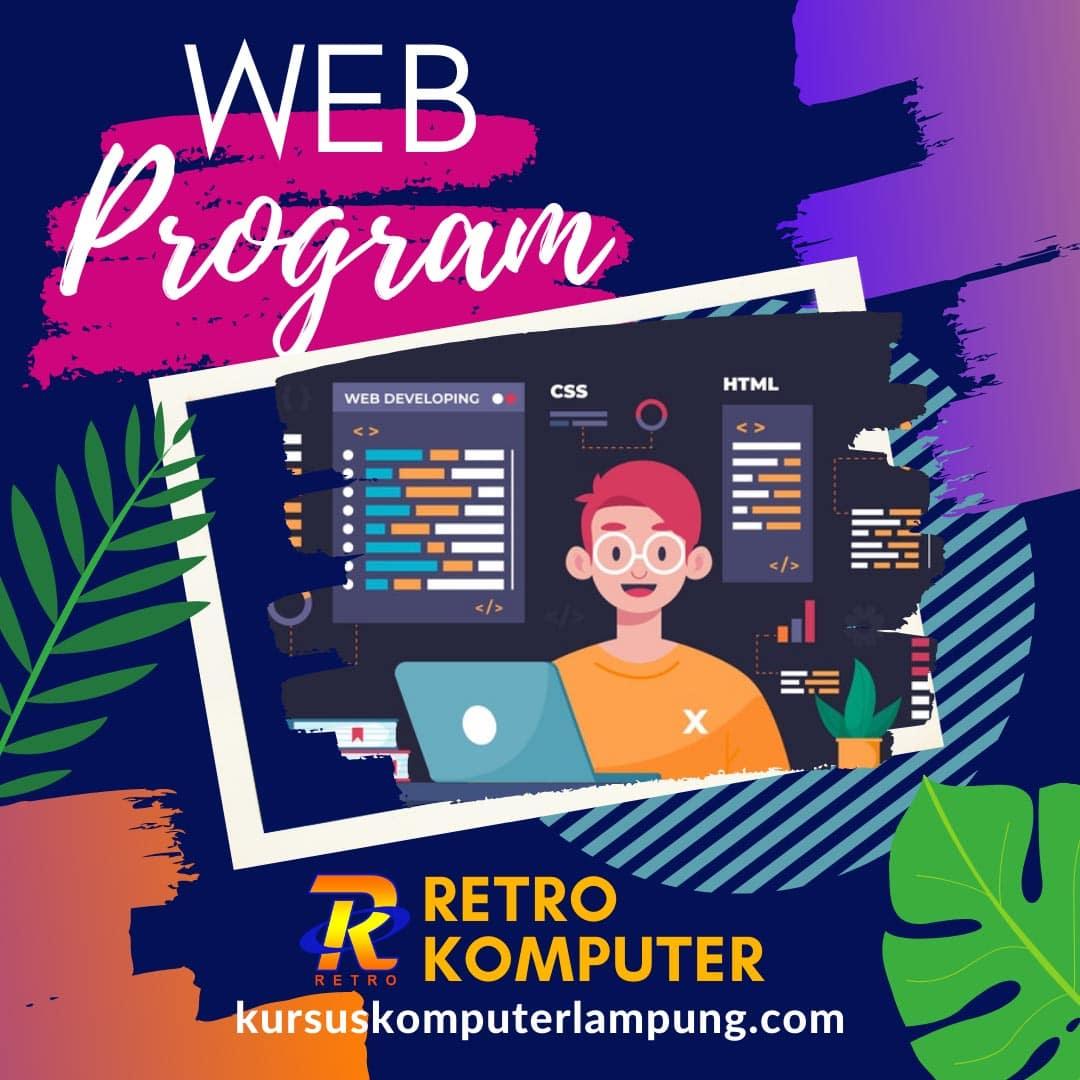 Privat Web Programming di Bandar Lampung