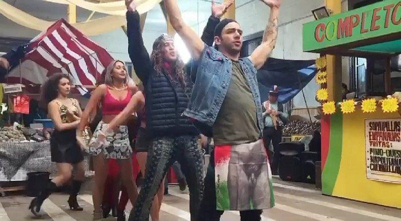 El día que Christian Ocaranza hizo bailar a Antonio Banderas