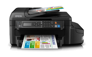 Epson EcoTank L656 Drivers Download