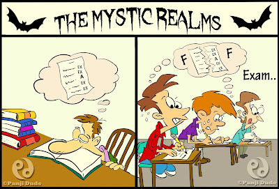The Mystic Realms