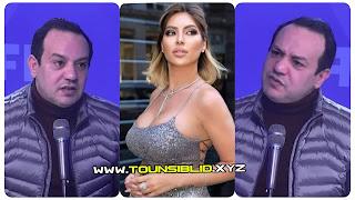 (بالفيديو) علاء الشابي: مريم الدباغ  امراة محترمة و من احسن نساء في تونس وأمها في مقام أمي