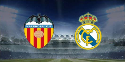 مباراة ريال مدريد وفالنسيا اون لاين لايف اليوم 08-01-2020 في كأس السوبر الأسباني