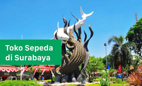 Tempat Beli Sepeda Berbagai Merek di Surabaya