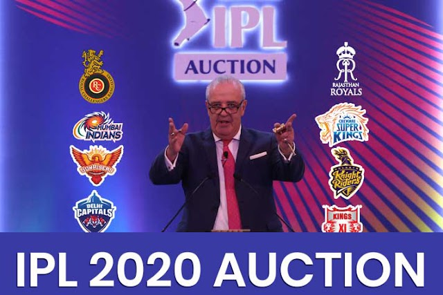 IPL Auction 2020: List of Sold Players and Highest Bids from Thursday