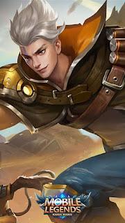 Claude Golden Bullet Heroes Marksman of Skins V1