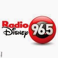 Radio Disney 96.5 FM Paraguay