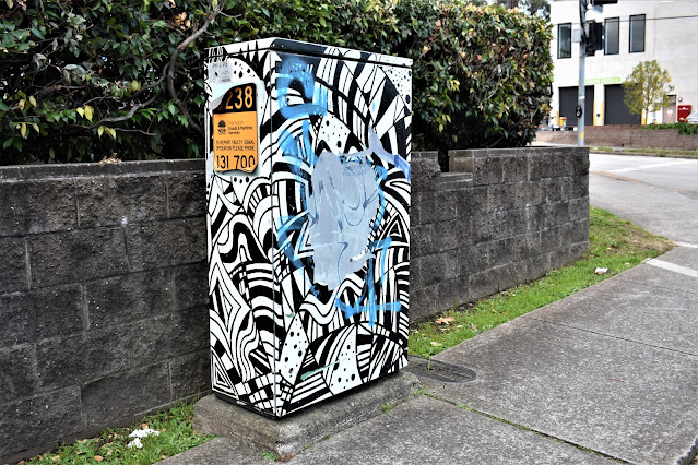 Kingsgrove Signal Box Art | NBN Art
