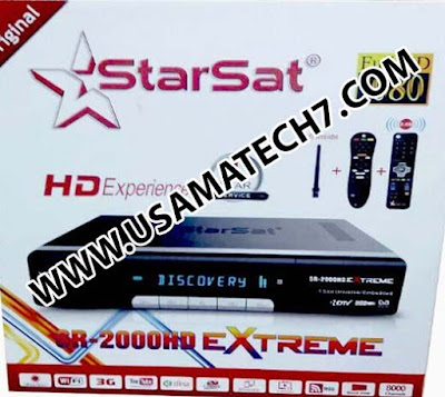 Starsat 2000 Extreme New Software Download
