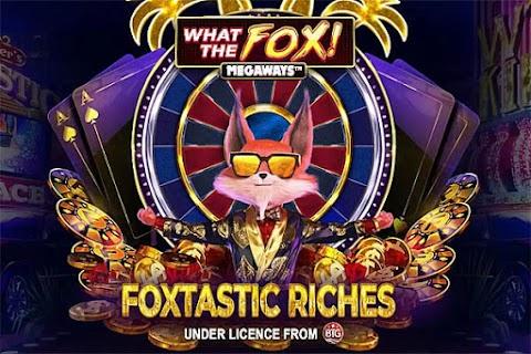 Main Gratis Slot What The Fox Megaways (Red Tiger Gaming) | 96.00% RTP