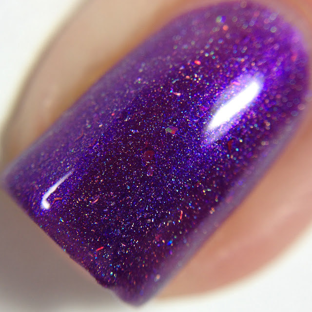 Sassy Pants Polish-Purple Potion