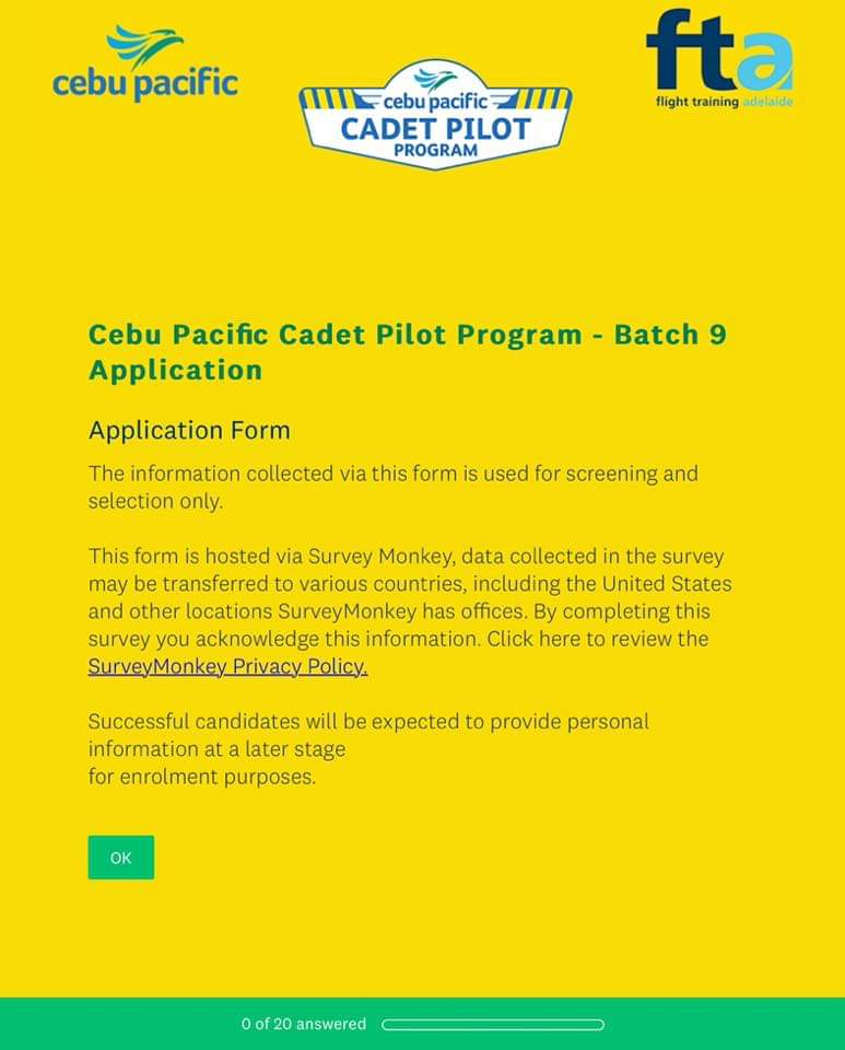 "Cebu Pacific offers ""study now, pay later"" pilot training in Australia"