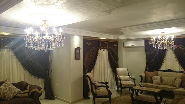 شقة للبيع بالتجمع الخامس حى الياسمين سوبر لوكس
