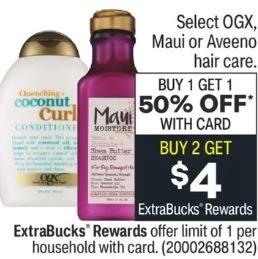 ogx cvs deals