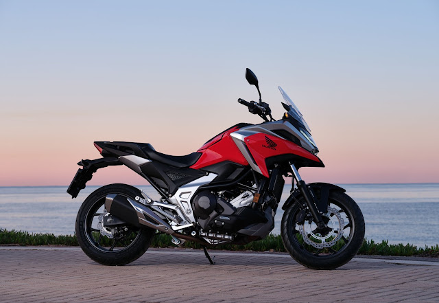 Nέο Honda NC750X 2021YM