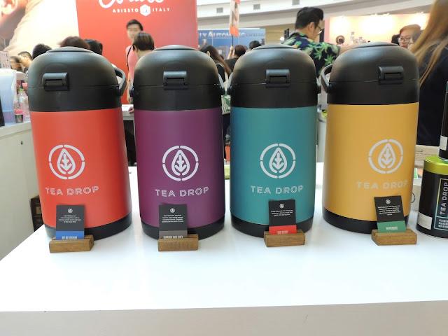 Malaysia Coffee Fest 2019 Tea Section