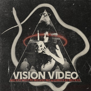 Vision Video - Inked in Red Music Album Reviews