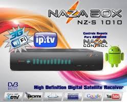 NAZABOX NZ1010 NOVA ATUALIZAÇÃO V 4.06