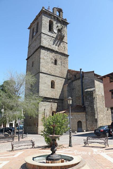 Iglesia Nuestra Señora de la Asunción, Arenas de San Pedro