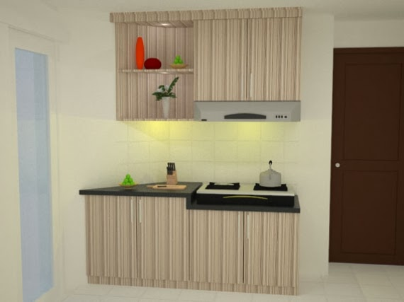 Dapur Type 36 Model Rumah Minimalis