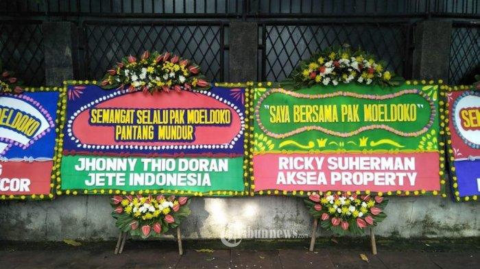 Moeldoko Dikirimi Karangan Bunga Dukungan, Pengamat: Mirip Operasi Taipan Ala Pendukung Ahok