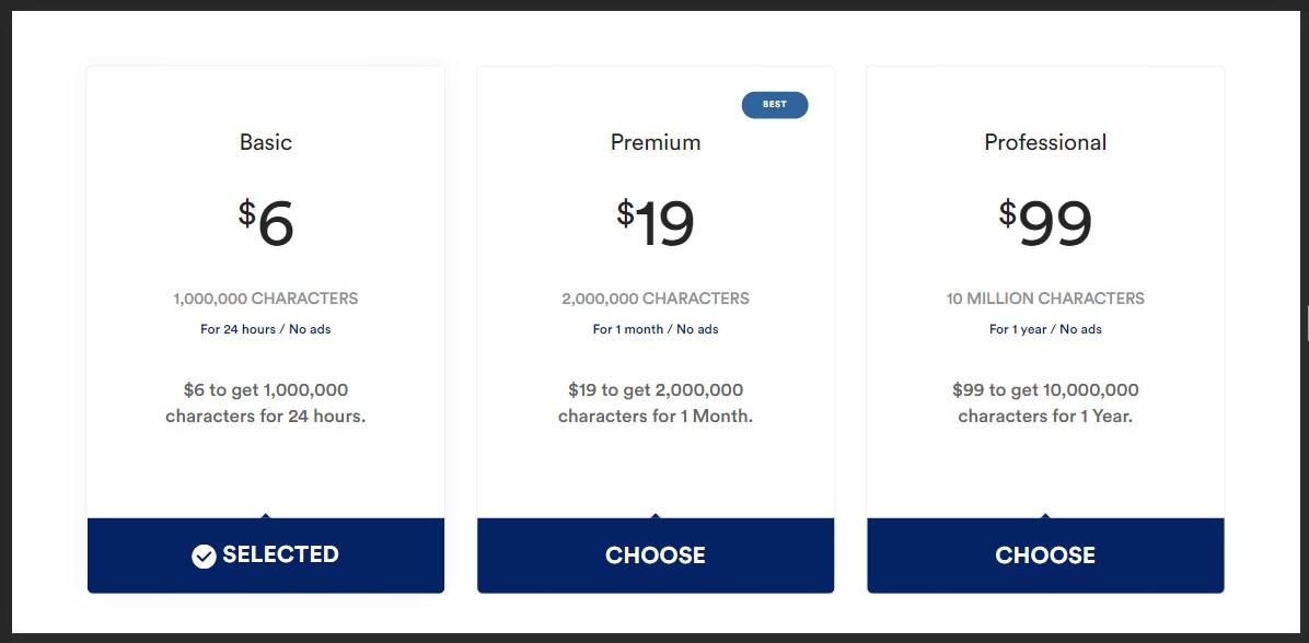 harga layanan freetts premium
