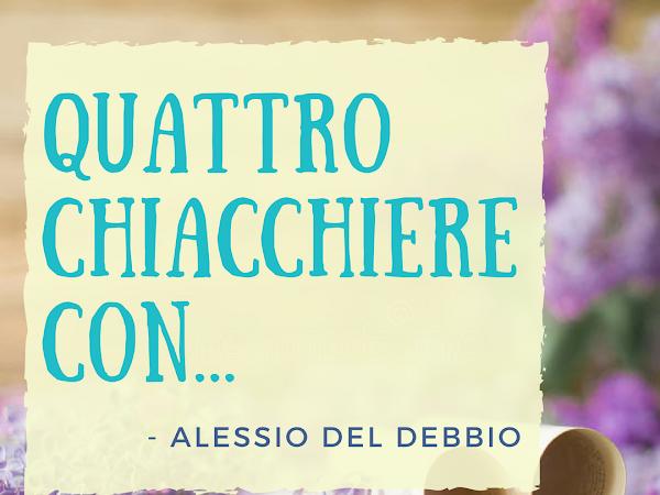 Intervista Ad Alessio Del Debbio