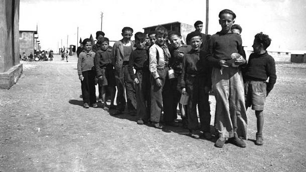 Exposición fotográfica sobre el campo de refugiados de Rivesaltes
