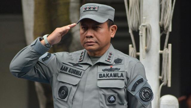 Bakamla: Jika Perang Terbuka Terjadi di Laut China Selatan, Wilayah Natuna Hancur