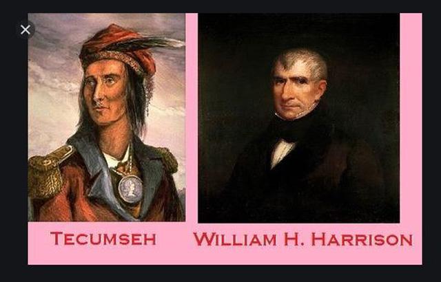 Kutukan Tecumseh kepada presiden Amerika