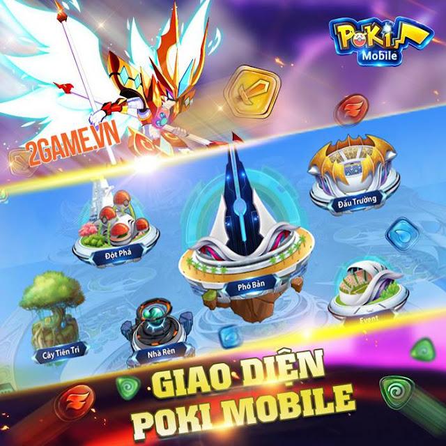 Poki mobile là tựa game mới có lối chơi giống loạn 12 sứ quân android 7