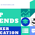 Top Trends In Higher Education #infographic