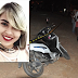 Jequié-BA: Garota é morta a tiros enquanto passava de moto por rua.