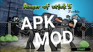 Anger of Strick 5