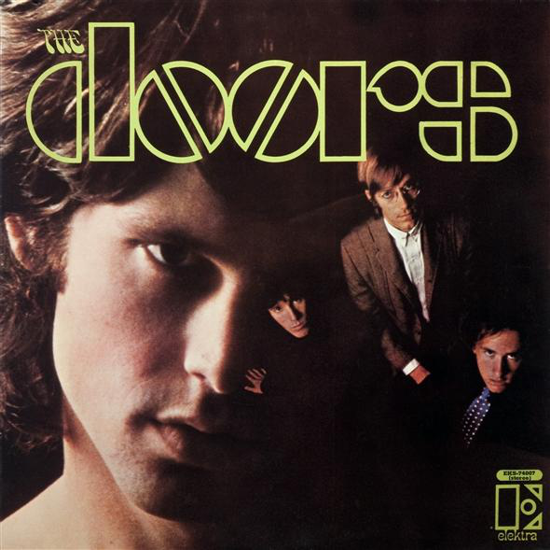 The Doors, first album 1967, front
