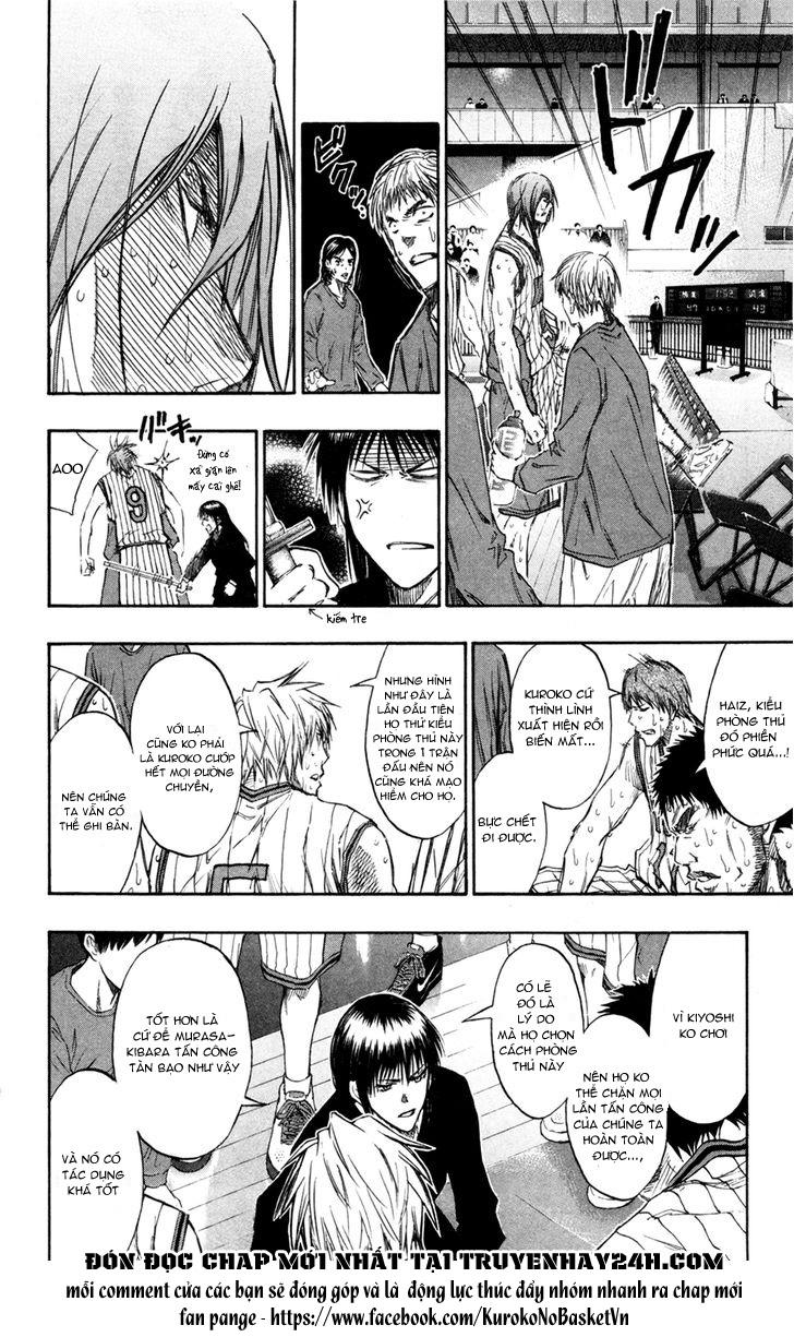 Kuroko No Basket chap 160 trang 7