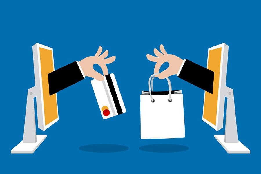 الفرق بين التسوق الالكتروني والتقليدي