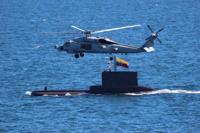 Como fue la participacion del Submarino ARC Pijao en el Operativo DESI